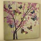 3-D Butterfly Cutout Art
