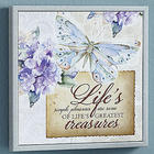 Simple Pleasures Wall Plaque