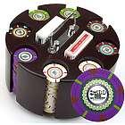 The Mint Poker Chip Set