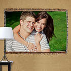 Personalized Love Photo Tapestry Throw Blanket