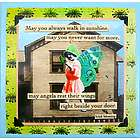 Irish Blessing Art Print on Canvas