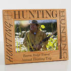 Hunter's Personalized Wood Picture Frame
