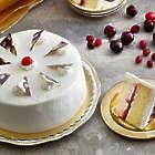 Gluten-Free Trinity Layer Cake