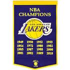 LA Lakers NBA Champions Dynasty Team Banner