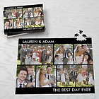 Personalized Picture Perfect Jumbo 6 Photo Puzzle