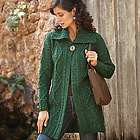 Irish Sweater Jacket
