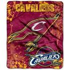 Cleveland Cavaliers Flag Throw Blanket