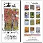 Perpetual Calendar of Wisconsin Scenery