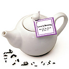 Love is Brewing Mini Tea Pot Favor