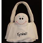 Personalized Halloween Boo Basket