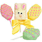 Easter Crispy Characters