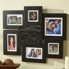 Personalized Graduation Photo Collage Frame