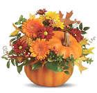 Country Pumpkin Flower Bouquet