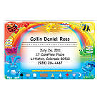 Children's Personalized Activity Placemat