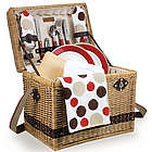 Yellowstone-Moka Picnic Basket