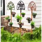 Decorative Shovel Plant Holder Garden Stake
