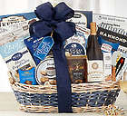 Cliffside Chardonnay Thank You Assortment Gift Basket