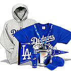 Deluxe Los Angeles Dodgers Gift Basket