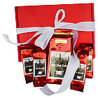 Valentine's Day Coffee Lovers Decaf Ground Coffee Gift Box