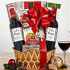 Kiarna Red Wine Holiday Gift Tin
