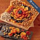 Deluxe Fruit & Nut Tray