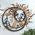 Sun and Moon Dance Garden Sculpture