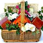 With Sincerest Sympathy Large Gift Basket