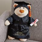 Personalized Graduation Bear with Outfit