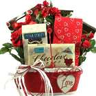 Here's My Heart Romantic Gift Basket
