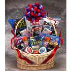 Coke and Snack Gift Basket