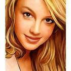 Britney Spears Pop Art Print