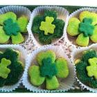 St. Patrick's Day Luck of the Irish Sugar Cookies
