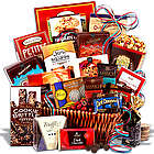 Sweet Decadence Chocolate Gift Basket Deluxe