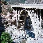 Bridge to Nowhere Bungee Jumping in California