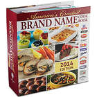 2014 America's Greatest Brand Name Recipe Book
