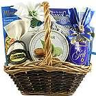 Medium Hanukkah Celebration Gift Basket