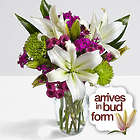 White Lily Anniversary Bouquet