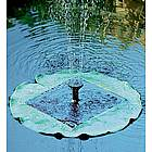 Solar Lily Pad Fountain