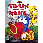 The Train with No Name Personalized Children's Book