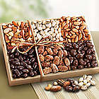 Copper Canyon Sweet and Savory Nuts Gift Tray