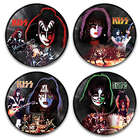 KISS Vinyl Revolution Wall Art Collection