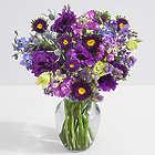 Purple Garden Bouquet
