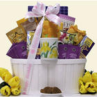 Zen Blend Coffee and Tea Birthday Gift Basket