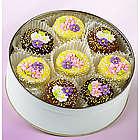Mother's Day Belgian Chocolate Oreo Cookie Tin