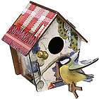 Poppy's Italian Inspired Birdhouse Kit