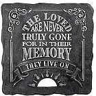Never Truly Gone Memorial Stone