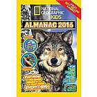 Kid's 2016 National Geographic Almanac Hardcover Book