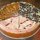 Holiday Gourmet Cheesecake Sampler