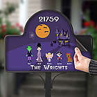 Personalized Halloween Character Magnet