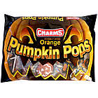 Orange Pumpkin Pops